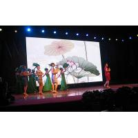 Wholesale Full Color Stage Led Display , High Resolution P4.8 Led Sign Display from china suppliers