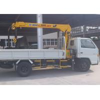 Wholesale Best Selling Weight Transportation Boom Truck Mounted Crane , 4.2 T.M 2.1 ton from china suppliers