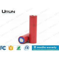 Quality Rechargeable Charging 18650 Battery Cell 3.7v Sanyo NCR18650GA for sale