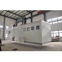 Wholesale White Australian Modular Homes / Prefab Modular Homes For Shower Rooms from china suppliers