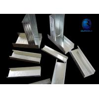 Wholesale High Precision Cold Forming Roller Material MS / High Strength Steel Light Steel Keel Manufacture from china suppliers