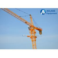 Wholesale 2.5 Ton Hammerhead Tower Crane , Building Construction Topkit Tower Crane from china suppliers