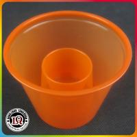Quality Chinese Customized PP Plastic Bomb Shot Cup for Hard Drink Liquor for sale