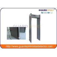 Wholesale Single Zone And Multi Zones Archway Metal Detectors Door Frame Airport Security Machines from china suppliers