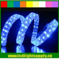 Wholesale 100 meters PVC led rope light 4 wires DIP 5mm led flex rope for club from china suppliers