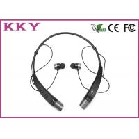 Wholesale Neckband Style Bluetooth 4.0 Headset / Wrap Around Neck Headphones from china suppliers
