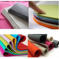 Wholesale Wholesale good quality colorful organic wool felt Quality Assured from china suppliers