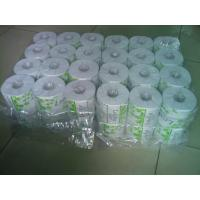 Quality White 36 Rolls Packing Toilet Tissue Paper Roll ,  Recycle Tissue for sale