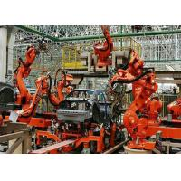 Wholesale Industrial Fully Automated Welding Production Line PLC Control For Car Industry from china suppliers