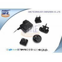 Wholesale Glucose Meter AC DC Adapter 6V 500Ma , Interchangeable AC DC Plug Adapter from china suppliers