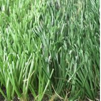 """Quality Anti - UV Artificial Turf Grass 3/8"""" Gauge Aging Resistant Sports Court Fake Grass Carpet for sale"""