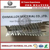 Wholesale OHMALLOY Mica Electric hair dryer heating element Resistance China,popuar for our regulars from china suppliers