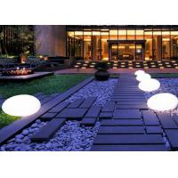 Wholesale Outdoor Color Change Floating LED Waterproof Ball For Wedding Decoration from china suppliers