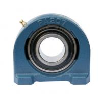 Wholesale UCFL212, UCFL212-36 Pillow Block Bearings With Grub Screws of Cast Iron Pillow Blocks from china suppliers