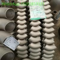Wholesale 1 / 2 - 20 Inch Cold Extrusion 310S Equal Tee Pipe Fitting Stainless Steel Reducing Tee from china suppliers
