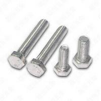 Wholesale Hexagonal Head stainless steel Bolts and Nuts For Machine , a4 70 bolt DIN933 from china suppliers