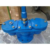 "Wholesale Water Air Bleed Valve With Double Ball 3"" And Flat Face Flange AS Per ASME B16.5 from china suppliers"