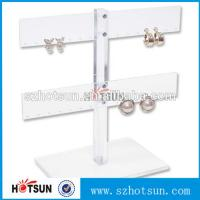 Wholesale Wholesale Cheap Cool Style Fashion Acrylic Jewelry Display, Acrylic Earring Display from china suppliers