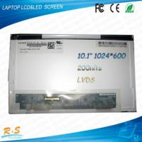 Wholesale Replacement laptop screen 1024x600 , 40 pins laptop led panal B101AW03 N101L6-L01 from china suppliers