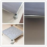 Wholesale Anti Static HPL Raised Floor with 560kg concentrated load 600 * 600 * 35mm from china suppliers