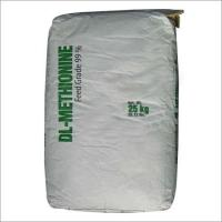 Wholesale dl-methionine feed grade 99% for animal fodder feed additive from china suppliers