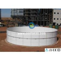 Wholesale Easy Assemble Enamel Bolted Liquid Storage Tanks 20 m3 to 18,000 m3 Capactiy from china suppliers