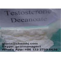 Wholesale 5721-91-5 Testosterone Anabolic Steroid Powder Testosterone Decanoate for Male Hypogonadism from china suppliers