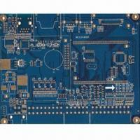 Wholesale Multilayer PCB Design with 0.21 to 7.0mm Thickness from china suppliers