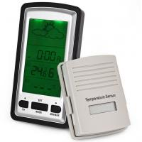Wholesale WH1281 Digital Wireless Weather Station with Remote Sensor for Indoor & Outdoor Use from china suppliers