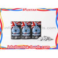 Wholesale Fat Free Sugar Free Mint Candy Healthy , Sugar Free Breath Mints Candy Hole Shape from china suppliers