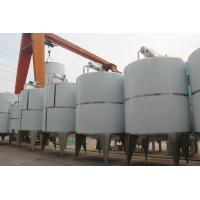 Wholesale Beverage Plant Stainless Steel CIP Cleaning Tank For Auto CIP System Large Storage Tanks from china suppliers