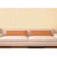 Wholesale Transcend Comfortable PVC Dining Room Wallpaper Embossed Wall Paper from china suppliers