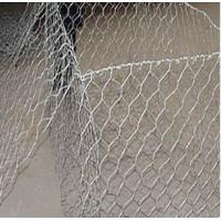 Wholesale 60*80mm Hot-galvanized Gabion Box / Hexagonal Wire Netting Used River from china suppliers