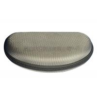 Wholesale Gray Custom EVA Glasses Case Hard Shell / EVA Eyeglass Cases For Men from china suppliers