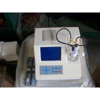 Buy cheap HB-WS Coulometric Karl Fischer Moisture Tester from wholesalers