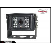 20 Meters High : High definition bus camera system with pin meters