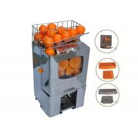 Wholesale High Capacity Orange Juice Extractor , Cafes / Bars Centrifugal Juicing Machine from china suppliers