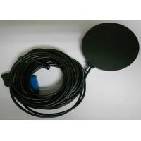 Quality Low Profile Multi Band GPS GSM Antenna RG 174 Cable Black Fakra Connector for sale
