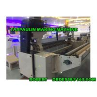 Wholesale High Productivity Tarpaulin Making Machine For PP / PE Tarpaulin Cloth from china suppliers