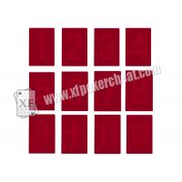 Wholesale South Korea Index Cheating Poker Cards For Invisible Ink Glasses from china suppliers