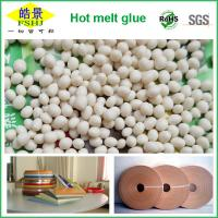 Wholesale Hot Melt Edge Banding For Woodworking , Small Round Edge Banding Adhesive Granule from china suppliers