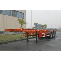 Wholesale Custom 40ft Skeletal ISO Container Semi Trailer Chassis HZZ9400TJZP from china suppliers