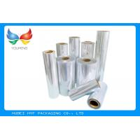 Wholesale 45mic Crystal Clear Label Grade PVC Shrink Film Rolls For Printing Sleeve from china suppliers
