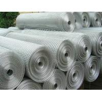 Easy Installation PVC Coated Wire Mesh Rolls , Green Metal Mesh Fencing For Road