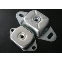 Wholesale Smooth Surface Marine Rubber Shock Mounts / Anti Vibration Motor Mounts from china suppliers
