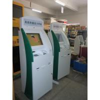 Wholesale Hospital Free Standing Payment Kiosk Machine With Note / Coin Accepter from china suppliers