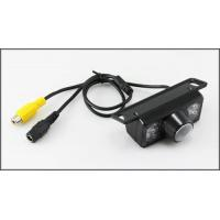 Wholesale 2.4G Wireless reversing camera 7pcs Night Vision License Plate Wireless Car Camera from china suppliers