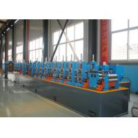 Buy cheap High Frequency ERW Pipe Mill CS MS Tube Mill TIG Welding Plant CE ISO Certification from wholesalers