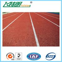 Wholesale All Weather Sport Athletic Track Surfaces SGS Certified Sandwich System Running Track from china suppliers