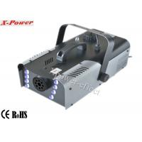 Wholesale 8*3w RGB LED Halloween Stage  Fog Machine 1200W, Color Fog Machine  X-023 from china suppliers